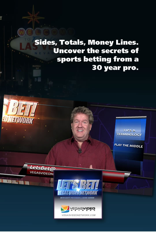 Let's Bet on the Vegas Video Network